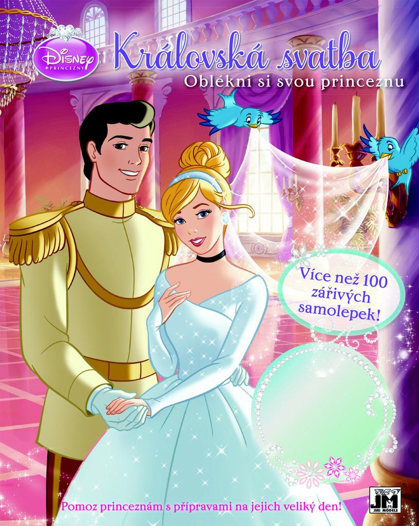 Disney princezny Královská svatba