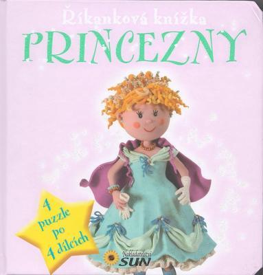 Obrázok Říkanková knížka Princezny