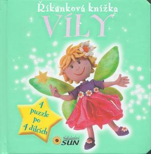 Obrázok Říkanková knížka Víly