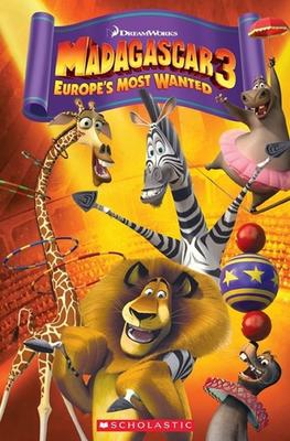 Obrázok Madagascar 3 Europe´s Most Wanted