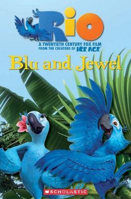 Obrázok Rio 1 Blu and Jewel