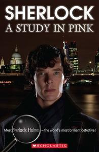 Obrázok Sherlock A Study in Pink