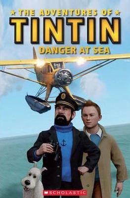 Obrázok Tintin 2 Danger at Sea