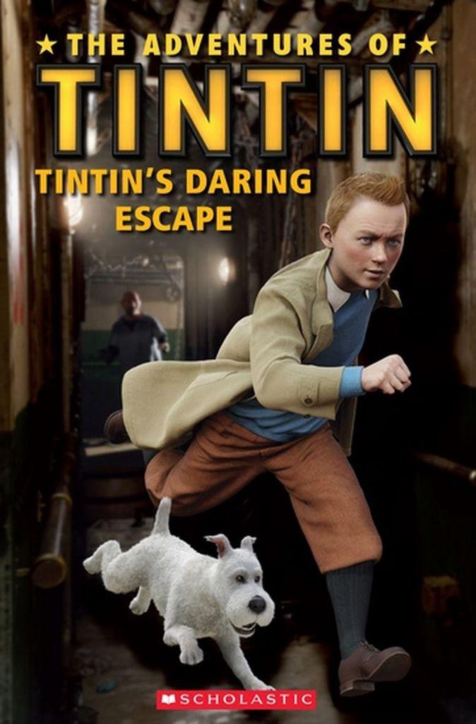 Tintin´s Daring Escape