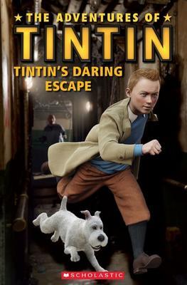 Obrázok Tintin´s Daring Escape