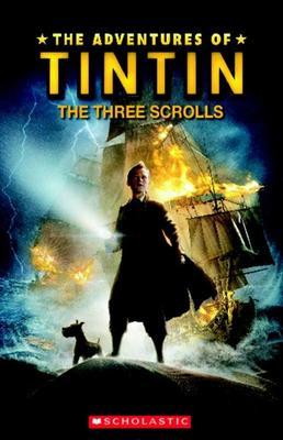 Obrázok Tintin The Three Scrolls
