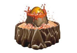 Obrázok Dino quest Vulkán