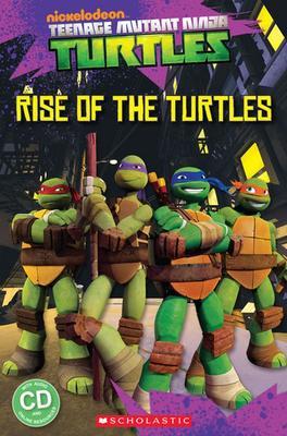 Obrázok Ninja Turtles Rise of the Turtles