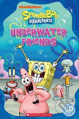 Obrázok Spongebob Underwater Friends