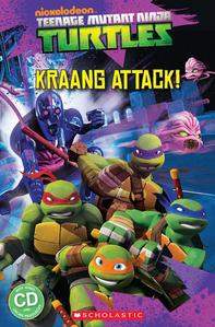 Obrázok Teenage Mutant Ninja Turtles Kraang Attack!