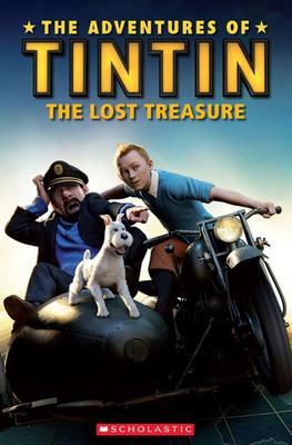 Obrázok Tintin 3 The Lost Treasure