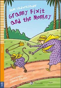 Obrázok Granny Fixit and the Monkey