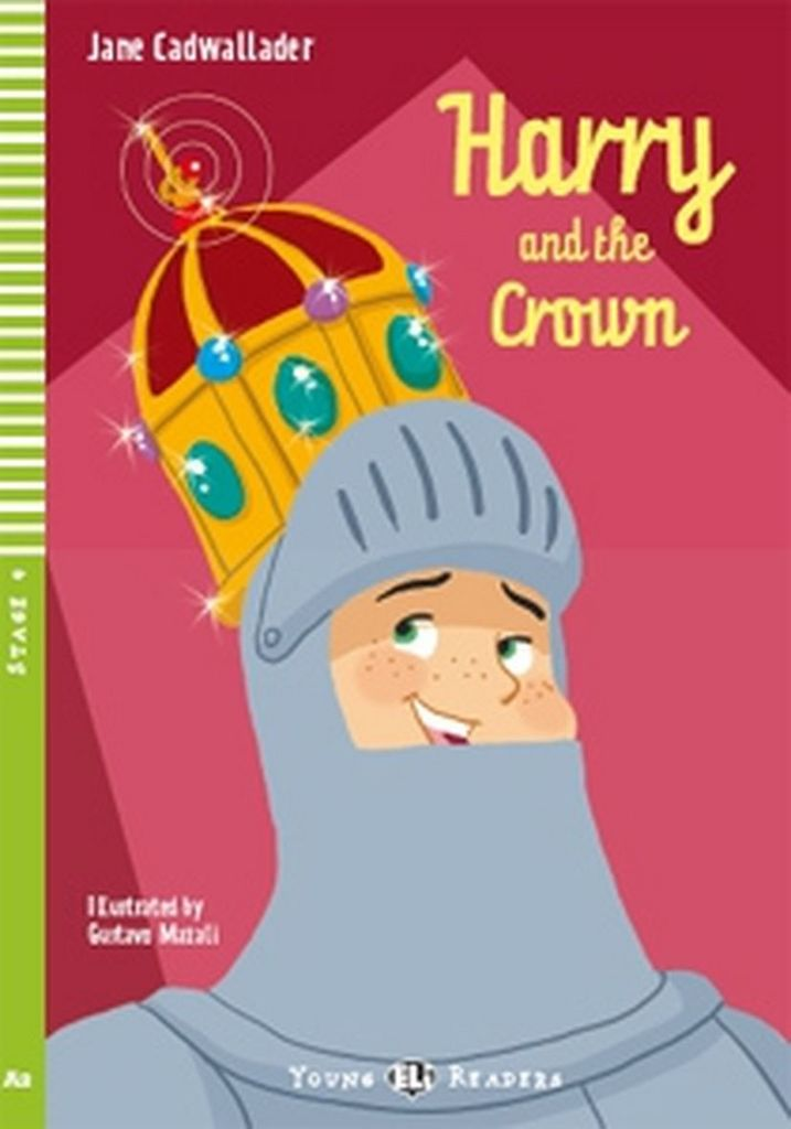 Harry and the Crown - Jane Cadwallader