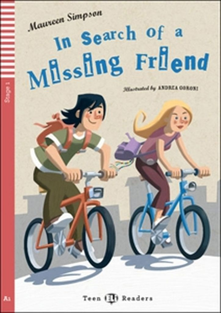 In Search of a Missing Friend - Maureen Simpson