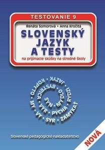 Obrázok Slovenský jazyk a testy na prijímacie skúšky na stredné školy