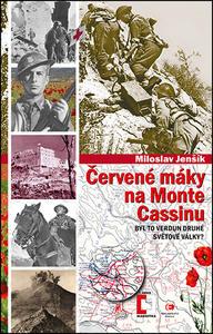 Obrázok Červené máky na Monte Cassinu