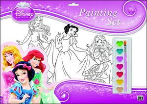 Obrázok Disney Princezny omalovánka