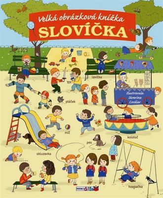 Obrázok Velká obrázková knížka Slovíčka