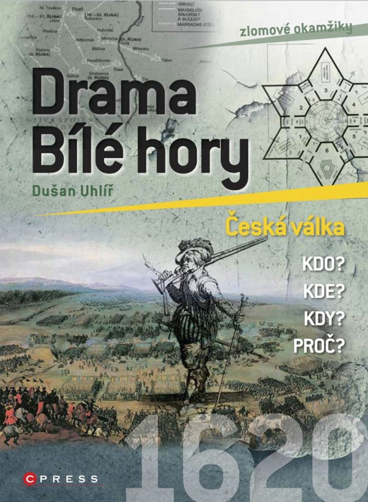Drama Bílé hory 1620 - Dušan Uhlíř