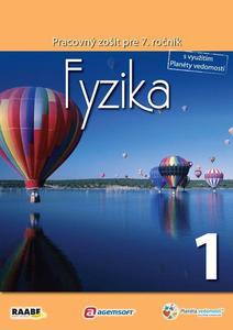 Obrázok Fyzika Pracovný zošit pre 7. ročník 1