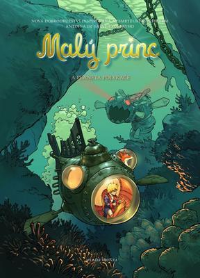 Obrázok Malý princ a Planeta polykače