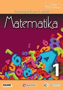 Obrázok Matematika Pracovný zošit pre 5. ročník 1