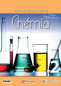 Obrázok Chémia Pracovný zošit pre 6. ročník 2