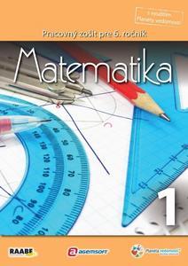 Obrázok Matematika Pracovný zošit pre 6. ročník 1