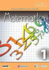Obrázok Matematika Pracovný zošit pre 7. ročník 1