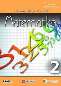 Obrázok Matematika Pracovný zošit pre 7. ročník 2