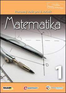 Obrázok Matematika Pracovný zošit pre 8. ročník 1