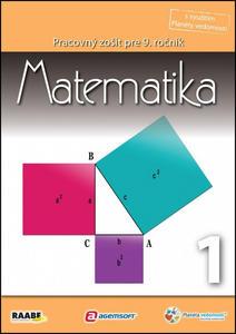 Obrázok Matematika Pracovný zošit pre 9. ročník 1