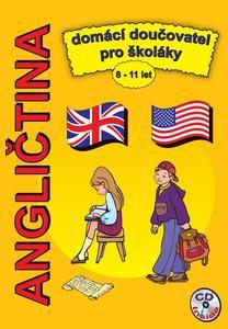 Obrázok Angličtina domácí doučovatel pro školáky + CD