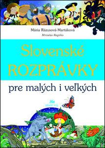Obrázok Slovenské rozprávky pre malých i veľkých