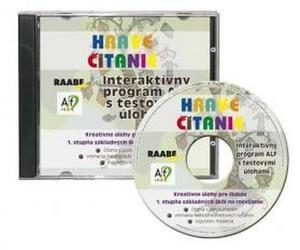 Obrázok CD Hravé čitanie