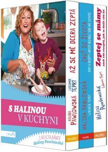 Obrázok S Halinou v kuchyni BOX