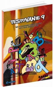 Obrázok Testovanie 9 Testy zo slovenského jazyka a literatúry pre 8. ročník