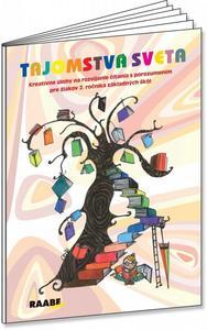 Obrázok Tajomstvá sveta Kreativné úlohy na rozvíjanie čítania s porozumením pre 2.ročník