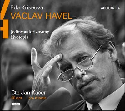 Obrázok Václav Havel (Čte Jan Kačer)