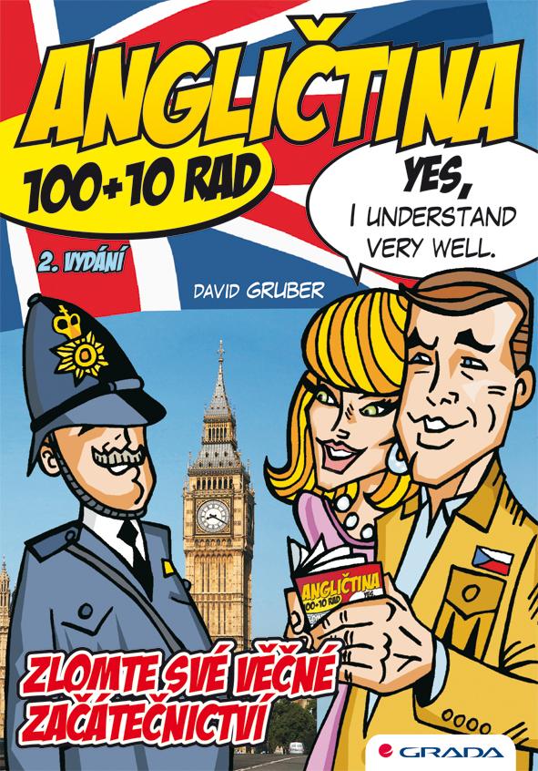Angličtina – zlomte své věčné začátečnic - David Gruber