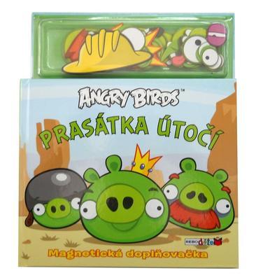 Obrázok Angry Birds Prasátka útočí
