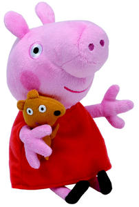 Obrázok Beanie Babies Peppa Pig 15 cm