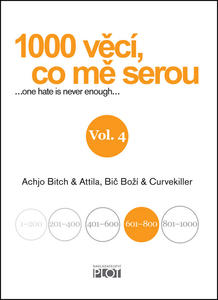 Obrázok 1000 věcí, co mě serou Vol. 4