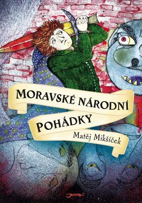 Obrázok Moravské národní pohádky