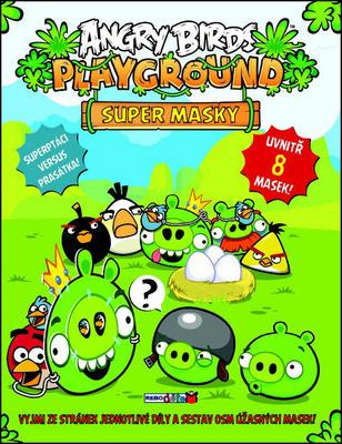 Obrázok Angry Birds Super masky
