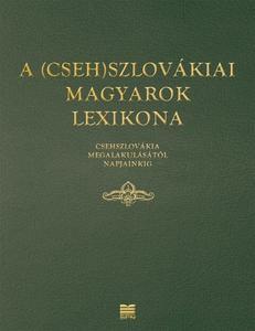 Obrázok A (Cseh)szlovákiai magyarok lexikona