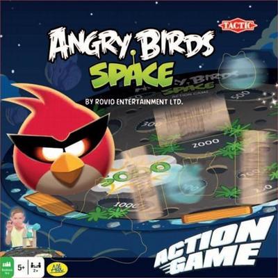 Obrázok Angry Birds Space