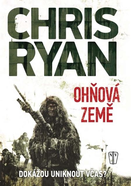Ohňová země - Chris Ryan
