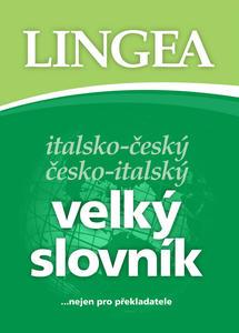 Obrázok Italsko-český česko-italský velký slovník