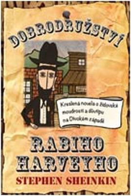 Obrázok Dobrodružství rabiho Harveyho
